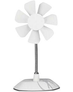 Arctic Breeze USB-ventilator kleur wit